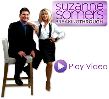 Dr. Sponaugle and Suzanne Somers