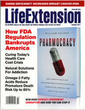 Life Extension Magazine - October 2011 Edition