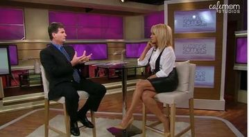 "Suzanne Somers interviews Dr. Rick Sponaugle - ""Do you Have an Addictive Brain?"""